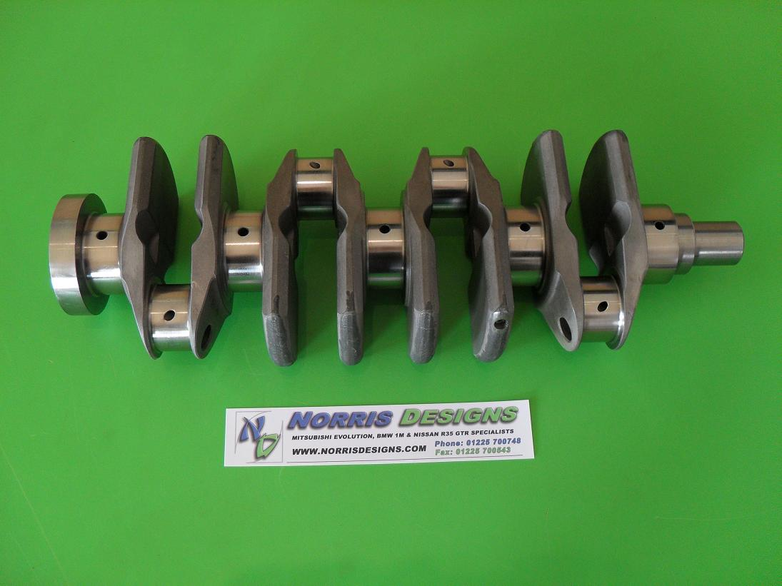 ND Ultimate 97mm Steel Crankshaft