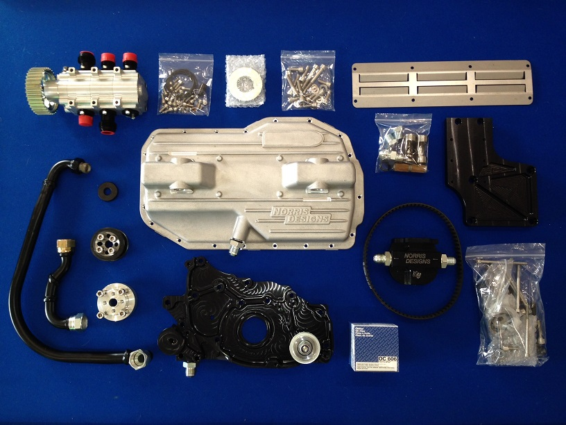 ND Version 4 Dry Sump Kit - Available PRE-ORDER!!!